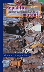 República Mutante - portada original
